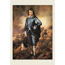 'The Blue Boy' by Sir Thomas Gainsborough Painting Print
