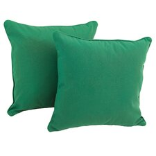Weymouth Outdoor Throw Pillow (Set of 2)