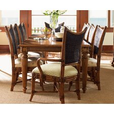 Island Estate Grenadine Rectangular Dining Table by Tommy Bahama Home