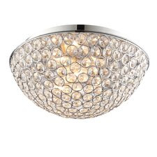 Chryla 3 Light Flush Ceiling Light