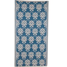 Decorative Blue Area Rug