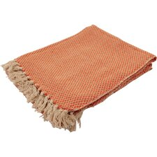 Diamond Weave Throw