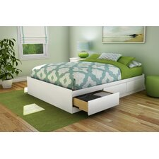 Collingwood One Double Storage Bed Frame