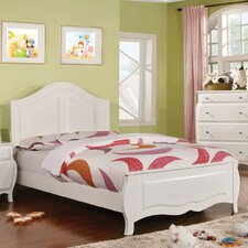 Quinn Panel Bed by Hokku Designs