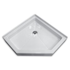 Town Square Neo Angle Shower Base