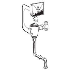 Concealed 0.5 GPF Urinal Flush Valve with Topspud