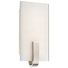 North Burnet–Gateway 1-Light LED Wall Sconce