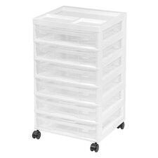 6-Drawer Storage Chest