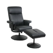 Norah Recliner with Footstool