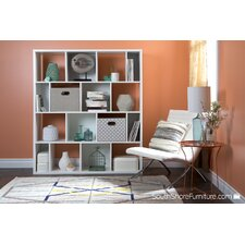 Reveal 62 Cube Unit Bookcase by South Shore