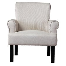 Baxton Studio Classics Wing Armchair by Wholesale Interiors