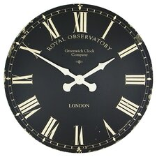 Oversized 70cm Extra Large Greenwich Dial Circular Wall Clock