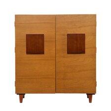 Brickhouse Bar Anywhere Cabinet by Brayden Studio