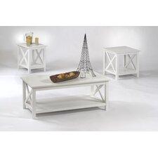 Deakyneville 3 Piece Coffee Table Set