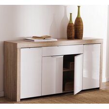 Hall 4 Door 1 Drawer Sideboard