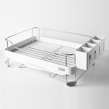 2 Piece Wide Dish Rack Set