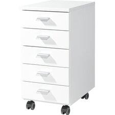 5 Drawer Mobile File