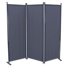 170cm x 167cm 3 Panel Room Divider