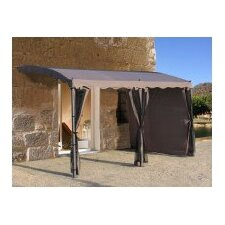 4-Piece Side Wall Set for Arched Pergola