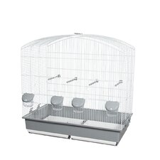 Bird Cage in White III