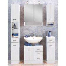 4-tlg. Badezimmer-Set