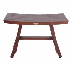 Sojourn Solid Teak Shower Seat