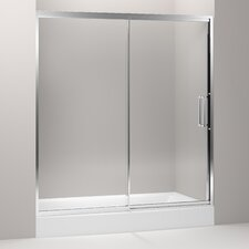 Lattis 72 x 76 Pivot Shower Door by Kohler