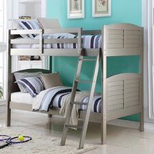 Shutter Twin Bunk Bed by Donco Kids