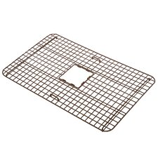 wright 28 w x 17 d kitchen sink bottom grid - Kitchen Sink Grids
