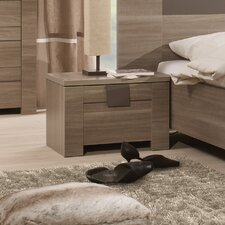 Moka Bedside Table