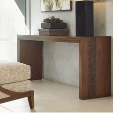 Island Fusion Turtle Console Table by Tommy Bahama Home