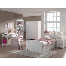 Amori 6 Piece Bedroom Set