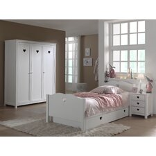 Amori 4 Piece Bedroom Set