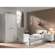 Lewis 4 Piece Bedroom Set