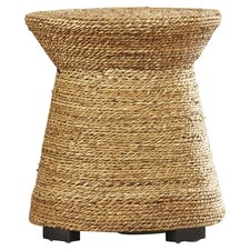 Wrightsville Wicker End Table by Beachcrest Home
