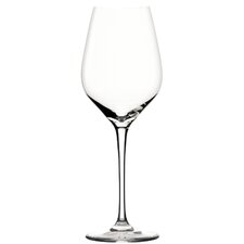 6-tlg. 350ml Weißweinkelch Exquisit Royal
