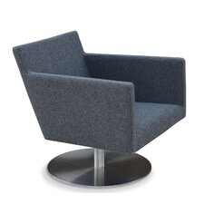Harput Swivel Lounge Arm Chair by sohoConcept
