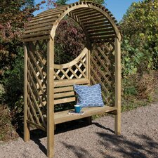 Keswick 2 Seater Timber Arbour