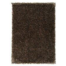 Handgetufteter Teppich Feeling in Braun