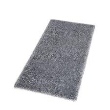 Handgetufteter Teppich Feeling in Silber