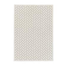 Teppich Passion in Weiß