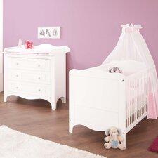 2-tlg. Babyzimmer-Set Fleur
