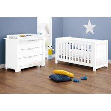 2-tlg. Babyzimmer-Set Star