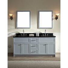 Hamlet 73 Double Bathroom Vanity Set by Ariel Bath