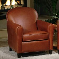 Buenos Aires Leather Armchair by Omnia Leather