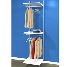 Staxx Wall-Mounted Coat Rack
