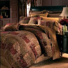 Galleria Red Bedding Collection