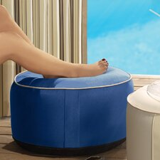 Jessica Inflatable Ottoman by Zipcode Design