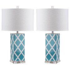 "Benton 27"" Table Lamp (Set of 2)"