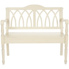 Dieppe Wood Entryway Bench by Lark Manor